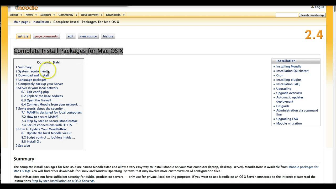 Moodle Testing Ground - Free Tutorial