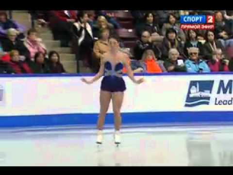 ISU GP Skate Canada - Adriana ...