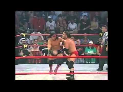 The Naturals vs America's Most Wanted - NWA World Tag Team Championship Match