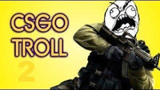 cs:go trolling debilů 2 (trolling toxic idiots 2)