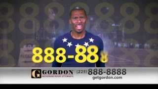 Baton Rouge Car Wreck Lawyer | Get Gordon | Gordon McKernan Injury Attorneys