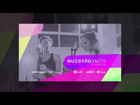 Romina Palmisano - Nuestro Amor (Audio Oficial) ft Jerry Di