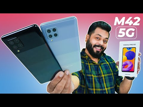 Samsung Galaxy M42 5G Unboxing And First Impressions ⚡ 5G, Snapdragon 750G, 5000mAh & More
