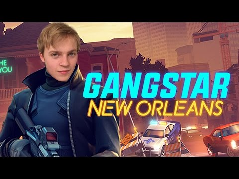 THE ULTIMATE MOBILE GAME! (Gangstar New Orleans)