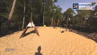 TEASER Camping Les Pins de la Coubre - Les Mathes - Région Poitou Charentes  | Camping Street View