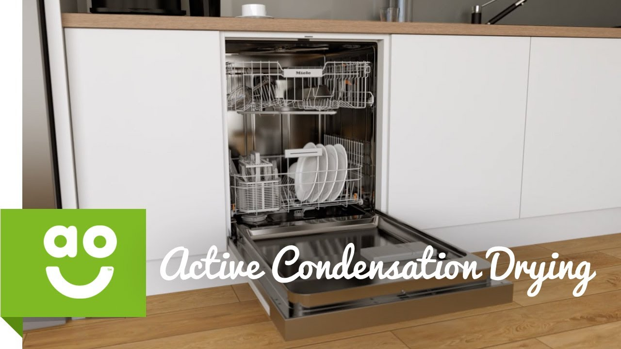 Miele Dishwashers With Active Condensation Drying Ao