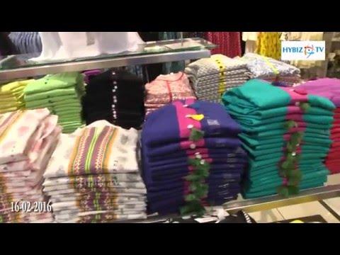 Latest Churidar Neck Designs MAX Fashion India Spring Summer 2016 : hybiz.tv
