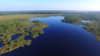 Красоты Озеро Юрьевецкого района Ивановской области