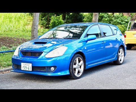 2003 Toyota Caldina GT-Four Turbo 4WD (Canada Import) Japan Auction Purchase Review