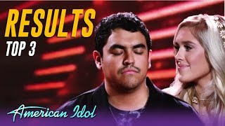 THE RESULTS: Nail-Biting Top 3 Results! Did YOUR Fave Make It To The Finale? | American Idol 2019