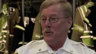Glen Olson Retires from Centennial Fire District