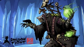 Shadow Fight 2 (БОЙ С ТЕНЬЮ 2) ПРОХОЖДЕНИЕ - ХОСКЕН. САМЫЙ БЫСТРЫЙ РЕЙД