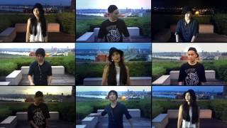 Flashlight (Pitch Perfect 2) E-eye-E  Barden Bellas Jessie J (A Cappella Cover)