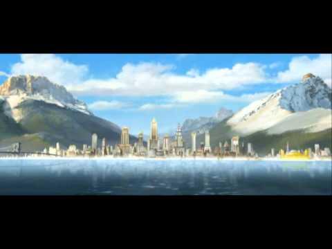 Path to Korra- The United Republic