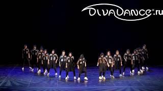 YSF (Yulya Safonova Family)      хип-хоп - танцы для детей и подростков от школы танца Divadance