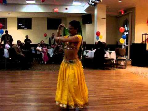 Janet Naipaul Dances at my Uncle Harold