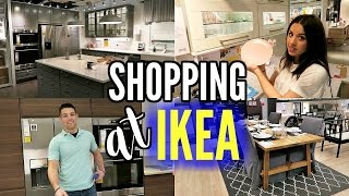 ikea shop with me episode 2 kitchen and dining