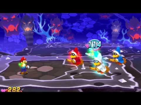 Mario & Luigi: Dream Team Boss 22 - Kamek