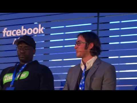 Facebook Africa Workshop Selection @ Turbine Hall Newtown