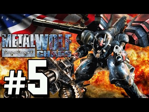 Let's Play Metal Wolf Chaos ft. Mike (#5) - A Bridge Too Far