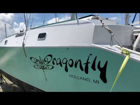 Repeat Dragonfly 33ft Catamaran For Sale $89,000 USD by