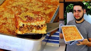 Como Fazer Torta de Carne Moída no Liquidificador