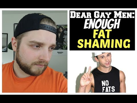 from Brian fat chubby gay men