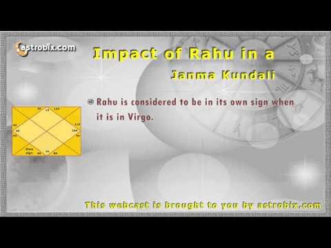 Rahu in Vedic Astrology