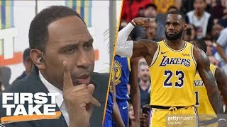 Stephen A. Smith CLAIMS LeBron should be highest-paid athlete in the world, Not Mahomes