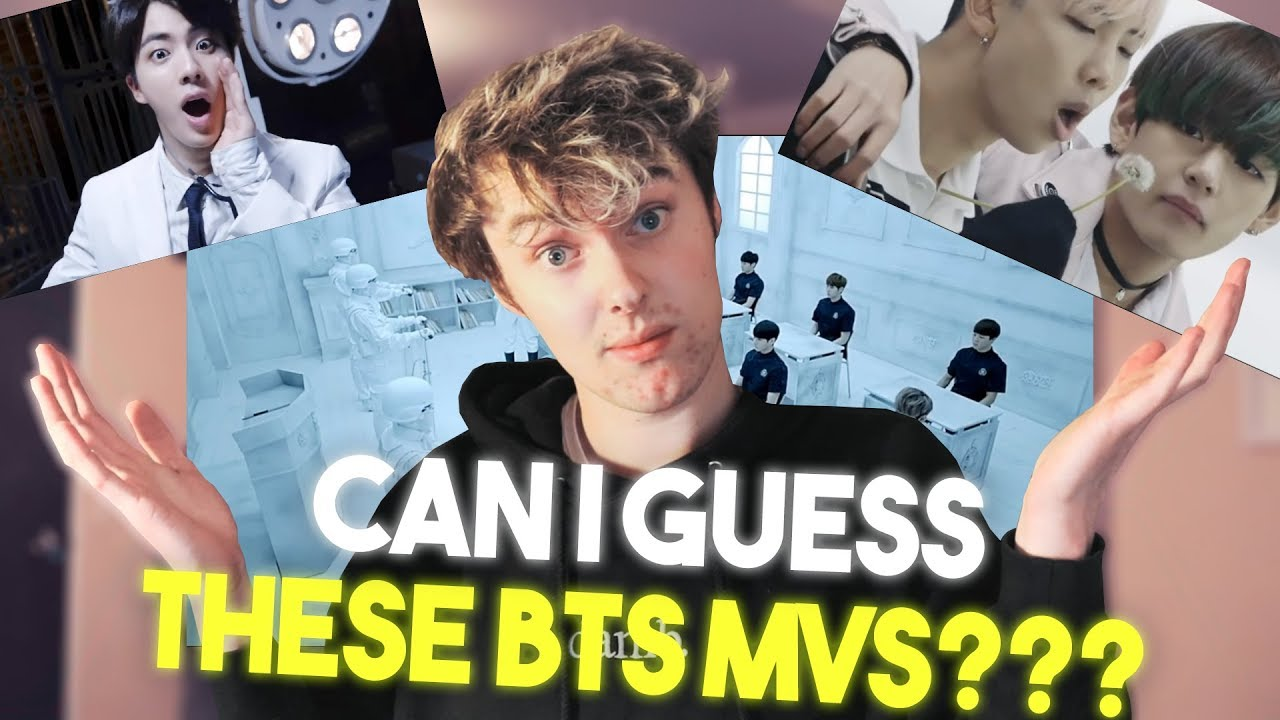 CAN I GUESS THESE BTS MVS BY SCREENSHOTS???