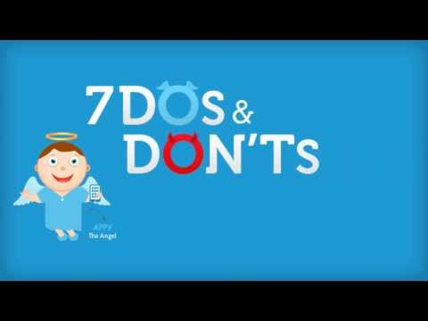 7 Dos and Don