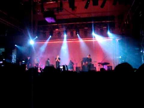 The National - Available - Live @ Zagreb, Croatia 2010