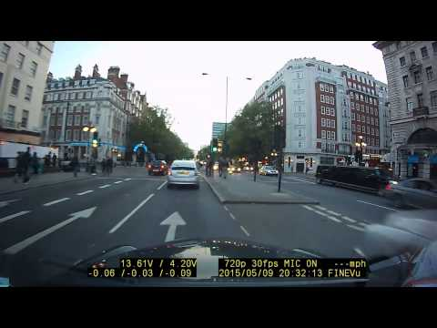 Using Marylebone Road Slip