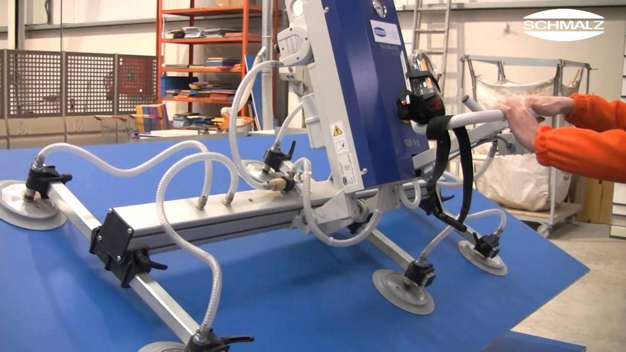 Vacuum Lifting Device Vacumaster Basic For Swivelling