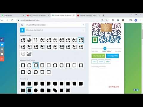 Cómo crear código Qr GRATIS y para siempre! Digitaliza la carta de tu restaurante, tarjeta de visita from YouTube · Duration:  10 minutes 25 seconds
