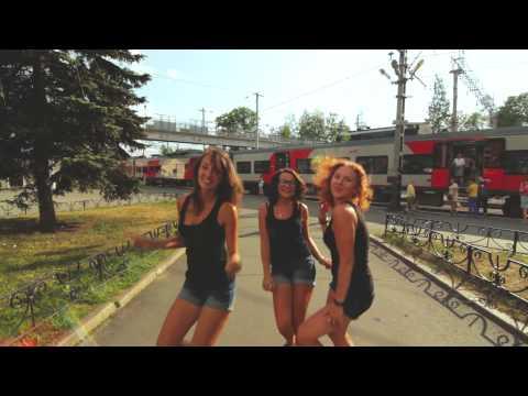Pharrel Williams - Happy (We are from Petrozavodsk, Karelia republic, Russia )