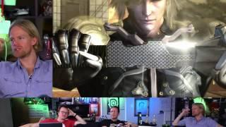 Metal Gear Scanlon Rising - So Nice You Said It Twice