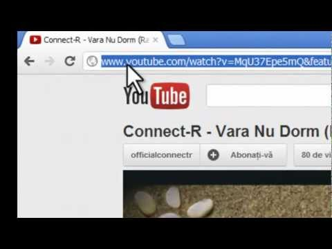 Cum sa decupezi o melodie / cum sa descarci o melodie de pe youtube