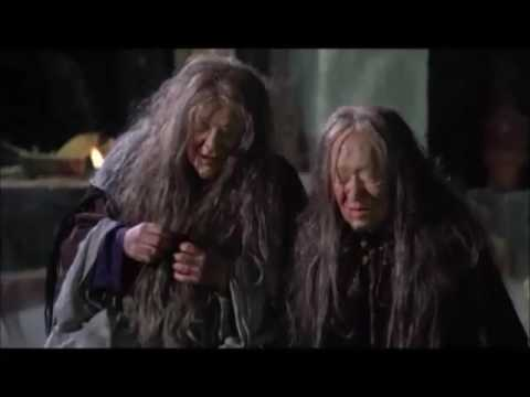 CLASH OF THE TITANS 1981  The Stygian Witches