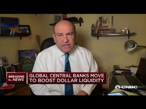 Global central banks move to boost dollar liquidity with daily funding operations