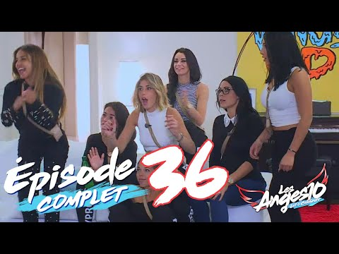 Les Anges 10 (Replay entier) - Episode 36
