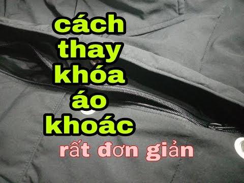 Cach Thay Khoa Ao Khoac | Hang Luc
