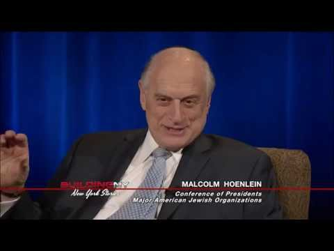 BuildingNY:NYStories - Malcolm Hoenlein
