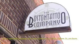 Hello Neighbor  - Boston Tattoo Company