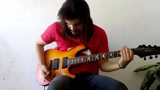 Bleed The Sky - Leverage (Guitar Cover)