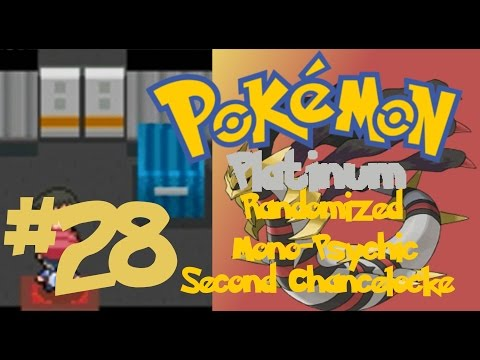 Pokemon Platinum Second Chancelocke Episode 28: Boom! Take That Wobbuffet