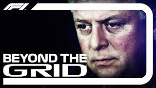 Otmar Szafnauer Interview | Beyond The Grid | Official F1 Podcast