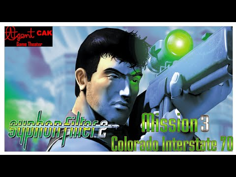 Syphon Filter 2 Mission #3 Colorado Interstate 70