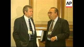 USA: WASHINGTON: IMF SPRING MEETING BEGINS WITH G-24 SESSION