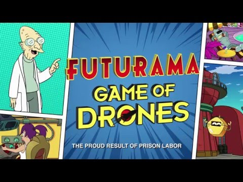 Futurama Game Of Drones Apps On Google Play